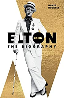Book Cover: Elton John: The Biography