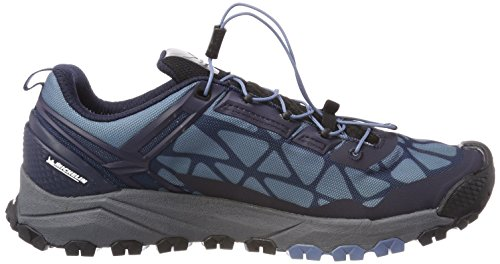 Salewa Menns Multi Track Gtx Trail Runner Mørk Denim / Kongeblå