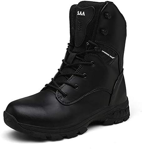ハイトップの軍事ブーツ通気性スニーカーメンズ靴に乗って屋外の戦術的な迷彩ツーリングブーツ