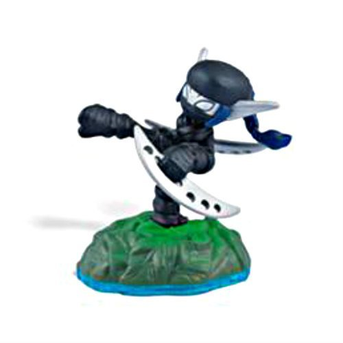 Skylanders SWAP Force Character Dark Ninja Stealth Elf (Includes Trading Card and Internet Code, no retail packaging)