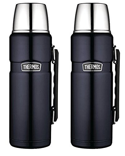 Thermos Stainless 40 Ounce Beverage Midnight