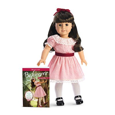 American Girl – Beforever Samantha Doll & Paperback Book