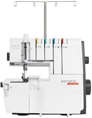 Bernette 44 Funlock Que barato máquina Overlock para Principiante ...