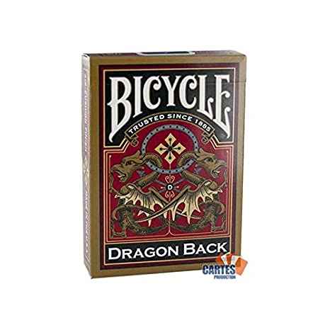 jeux de carte bicycle Buy USPCC Bicycle Gold Dragon Game Online at Low Prices in India