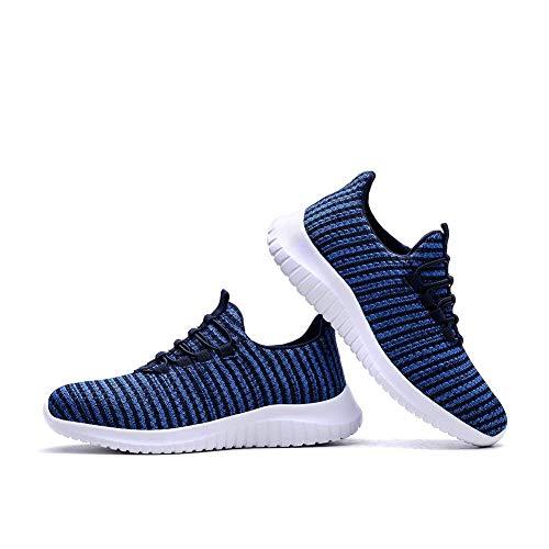 2106 Sneaker M TIOSEBON HK2106 Blue Donna BIa01xq