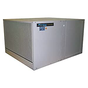 5000 cfm ducted evaporative cooler with motor - Mastercool exterior cooler cover ...