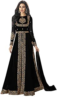 New Indian/Pakistani Anarkali Style Gown for Woman Gown D NO F 1338