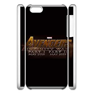 iPhone 6 4.7 Inch Cell Phone Case 3D Comics Avengers Infinity War Movies Logo Present pp001-9488147