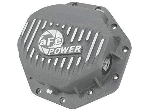 aFe Power 46-70270 Dodge Ram Rear Differential Cover (Raw; Street Series)