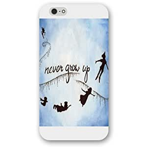 Diy Black Frosted Disney Cartoon Peter Pan For Samsung Galaxy Note 2 Cover Case, Only fit For Samsung Galaxy Note 2 Cover