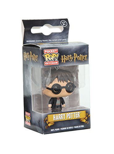 Funko Harry Potter Pocket Pop! Harry (Hogwarts Uniform) Key Chain (Harry Potter Uniform Shirt)