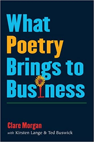 What do I do about poetry and business?