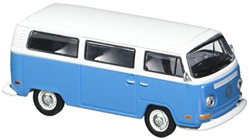 Volkswagen Type 2 Bus - Greenlight 1: 64 Hollywood - Lost - 1971 Volkswagen Type 2 Bus Dharma Diecast Vehicle