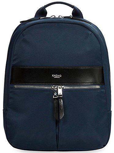 knomo-luggage-mayfair-nylon-beauchamp-mini-10-inch-backpack-navy-one-size