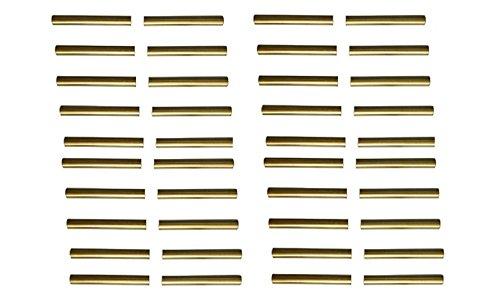 - 40 Slimline Pen Tubes