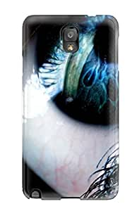 Minnie R. Brungardt's Shop 5613424K24246574 Galaxy Case - Tpu Case Protective For Galaxy Note 3- Eye