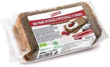 Bio Pane Di Segale Integrale 500 G Amazon It Alimentari E Cura Della Casa