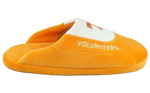 NCAA and Tennessee TEN07 Pro Womens Feet Slippers Medium Happy Low Mens Volunteers 2 qpx05wqz