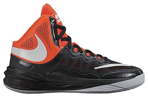 Nike Boys Prime Hype DF II Mid Basketball Shoes - Grade S...