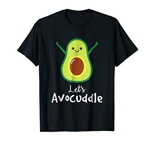 Let's Avocuddle Avocado Vegan Vegetarian