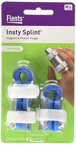Flents Two Sided Finger Splint - Flents Insty-Splint 2-sided Finger Splints Value Pack