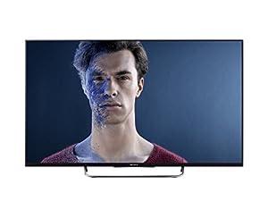 Sony BRAVIA KDL-32W705 81 cm (32 Zoll) Fernseher (Full HD, Smart TV, Triple...