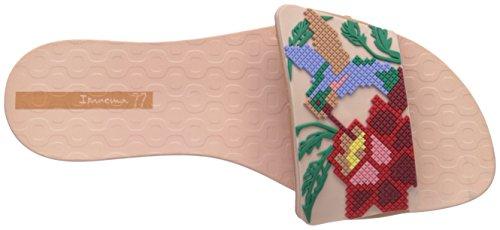 Slide Nectar Ipanema Sandal Beige Pink Women's AExxwqf4g