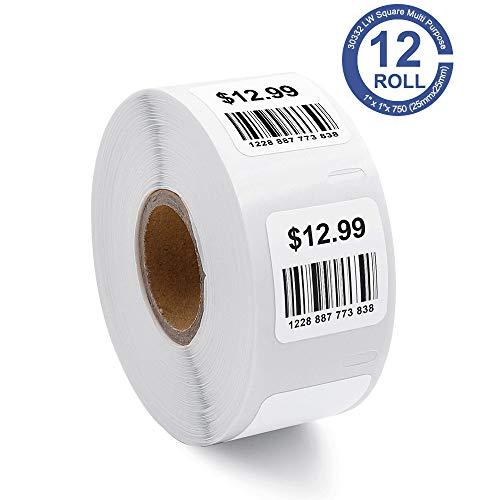 LW Multi-Purpose Square Labels 30332 1