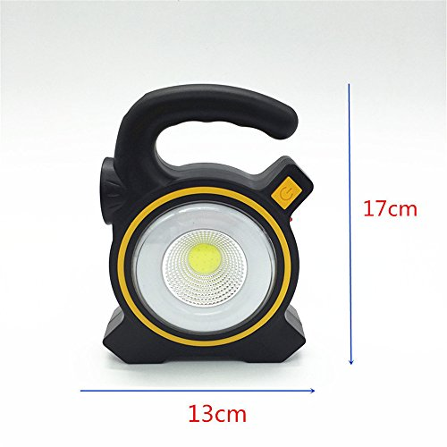 Camping Led Outdoor Lampe Tente Solaire Ludage Rechargeable 8n0wPOk