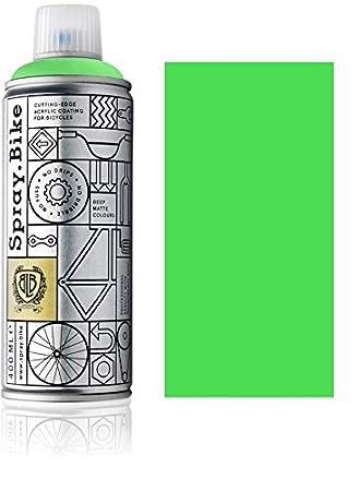 Fahrrad Lackspray In Neon Farben Keine Grundierung Notwendig