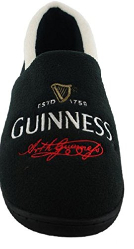 Guinness  Signature,  Herren Flache Hausschuhe
