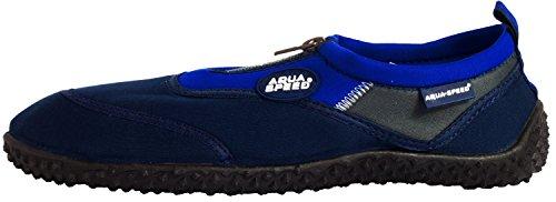 Shoe Blue Navy Watershoe SPEED Blue Surfing Shoe AQUA Bathing 76T1qnv