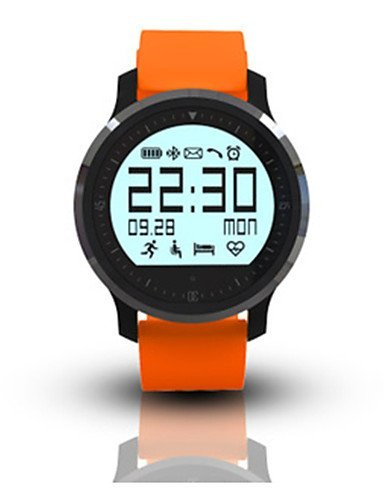 Bluetooth 4.0 Amun-re Smartwatch (Hands-free calls, Instant Messaging Remind, Pedomete,Anti-theft alarm, Alarm) , pool
