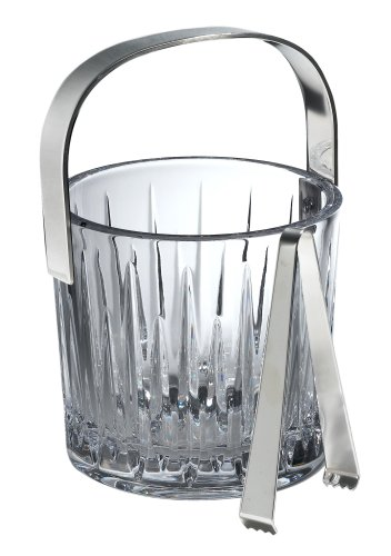 (Reed & Barton Crystal Soho Ice Bucket)