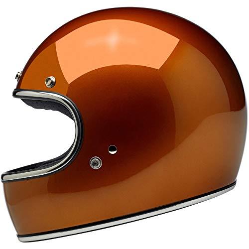 - Biltwell Gringo DOT/ECE Helmet - Gloss Copper - X-Large