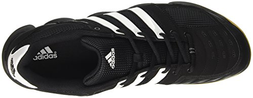 adidas Performance Team Spezial - Men's Trainers Black (Black1/Runwht/Metsil Black1/Runwht/Metsil) YSCucfypKy