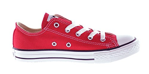 665ec5e85ca Galleon - Converse C T All Star OX Little Kids Fashion Sneakers Red 3j236-1