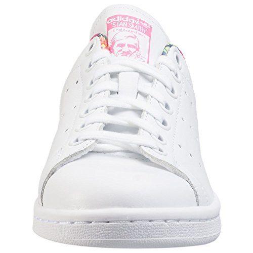 adidas Originals Stan Smith Damen Tennisschuhe Weiß-Rosa