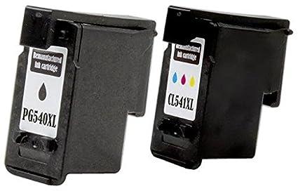 United tonerï ¿œ compatible con Canon PG-540/CL-541 tintas Multi ...