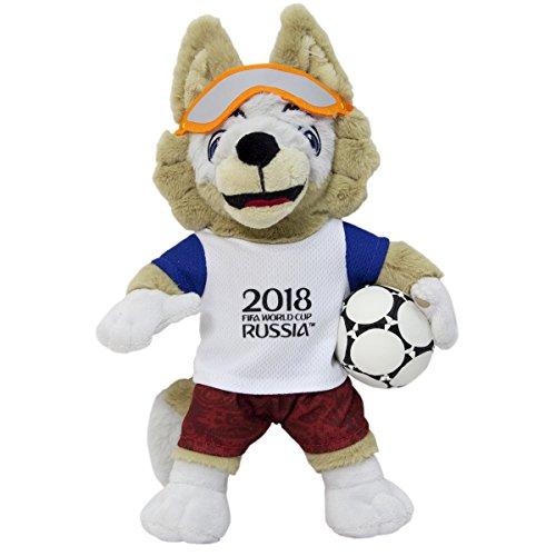 - Zabivaka - Official Mascot of FIFA 2018 (40cm)