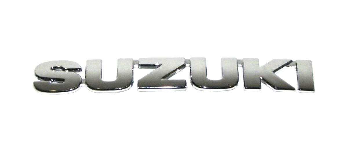 Amazon.fr   Logo Emblème Insigne Badge chrome avant autocollant (180x26 mm)  - 77831-80EC0-0PG a0b43b6873d