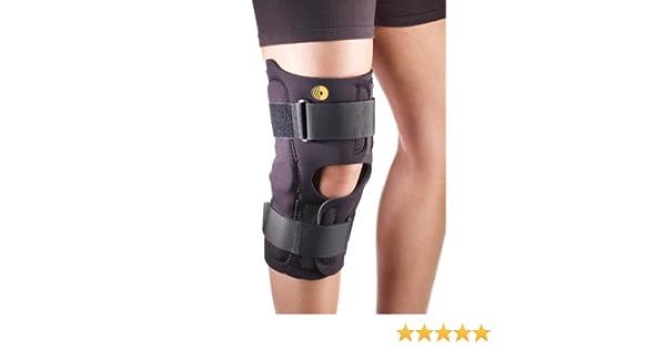 cd46ccd1c4 Amazon.com: Corflex Anterior Closure Neoprene Hinged Knee Brace-XL-13