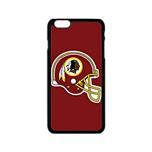 Custom Team Washington Redskins Logo Hard Plastic Case Cover for iPhone 6 and iPhone 6S