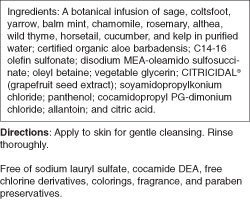 Nutribiotic Nonsoap Skin Cleanser, Sensitive Skin, 16 Fluid Ounce