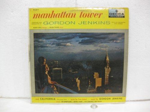 Gordon Jenkins Manhattan Tower Vinyl ()