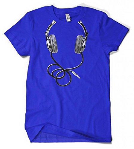 Cybertela Over Size Headphones Men's T-shirt
