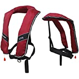 Lifesaving Pro Premium Quality Automatic/Manual Inflatable Life Jacket Life Vest Inflate Survival Aid PFD 275N Buoyancy XXXL Size for Adult NEW