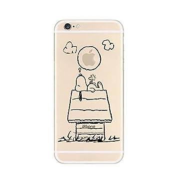 carcasa iphone 7 snoopy