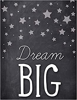 Buy Stars Dream Big Chart Book Online at Low Prices in India