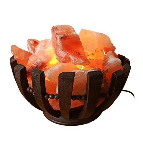 Himalayan Salt Lamp Basket 6